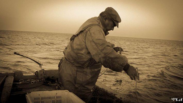 matin de pêche