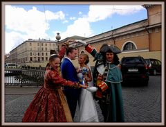 Matrimonio a .S.Pietroburgo