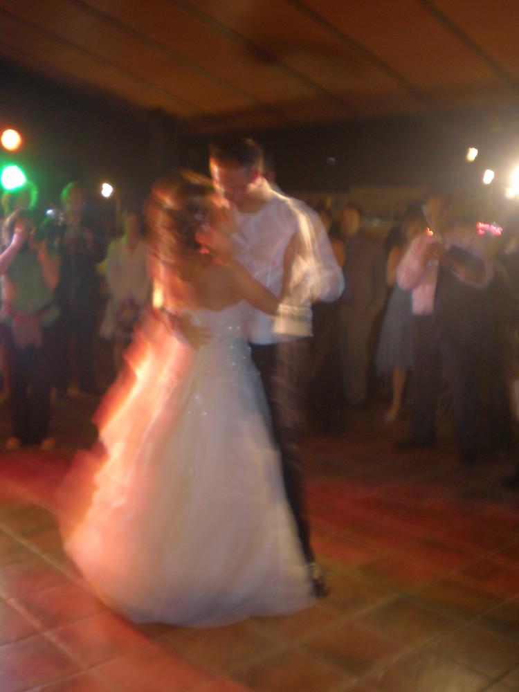 Matrimonio bailando