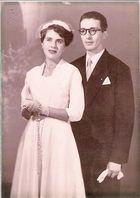 Matrimonio de mis Padres 1955