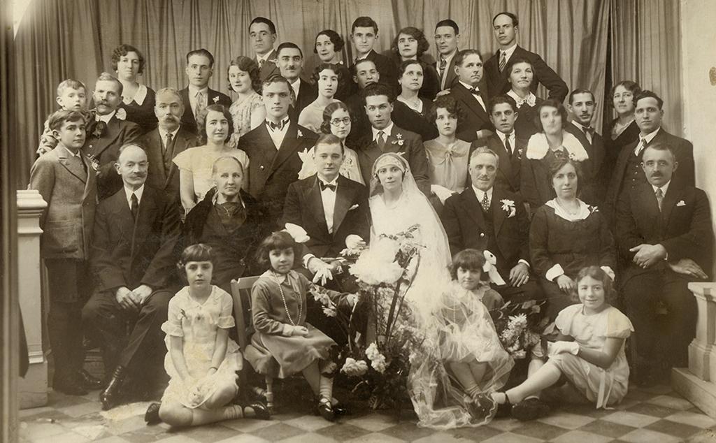 Matrimonio In America : Matrimonio di figurinai lucchio emigrati in america