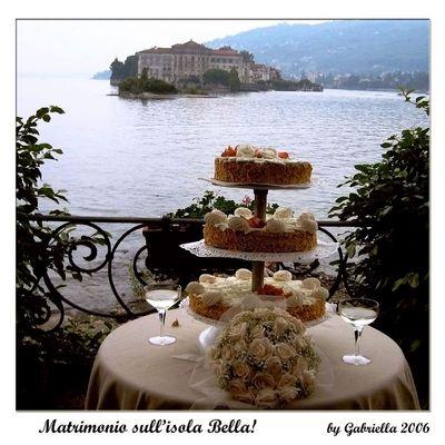 matrimonio sull'isola...