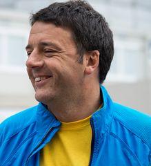 """"""" Matteo Renzi in versione Casual """""""