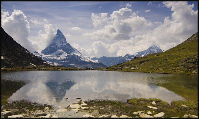Matterhorn am Nachmittag