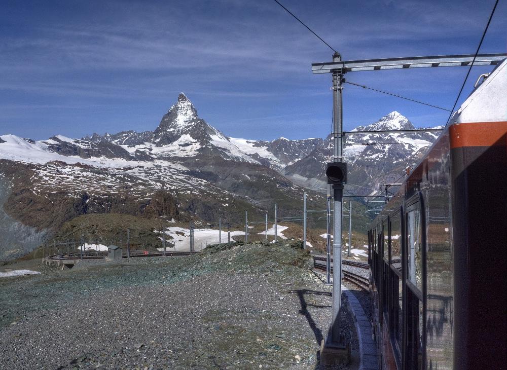 Matterhorn Blick