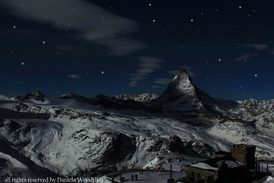 Matterhorn by night........... :-)