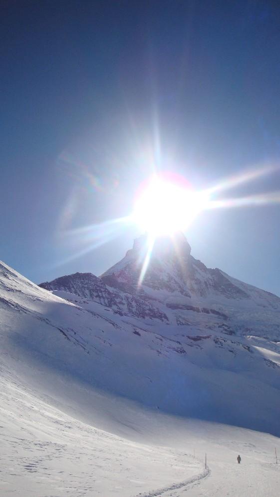 Matterhorn, Der Zauberberg