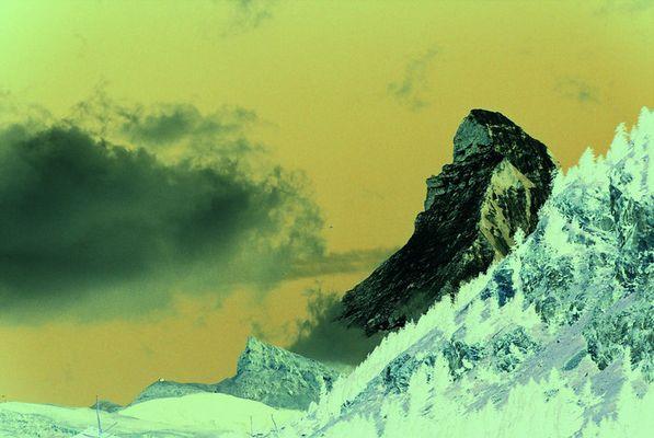 Matterhorn-eine Bedrohung?