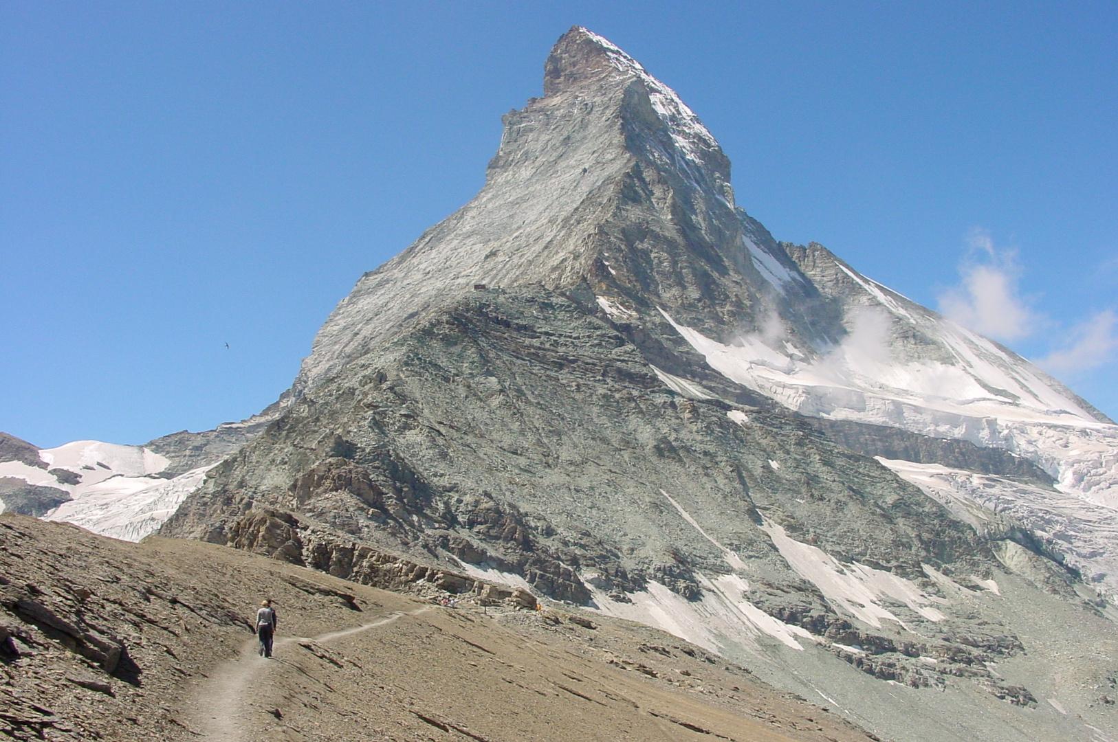 Matterhorn - Hörnlihütte