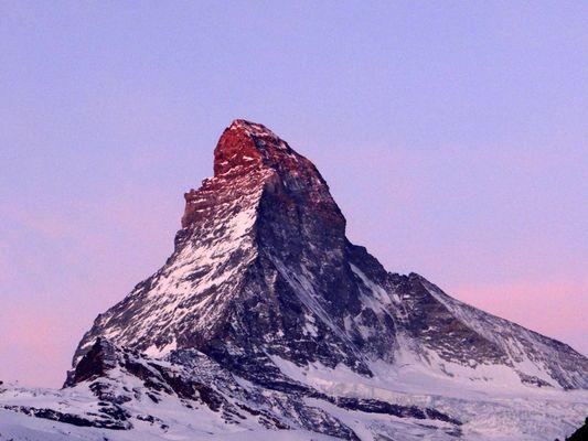 Matterhorn- Horu