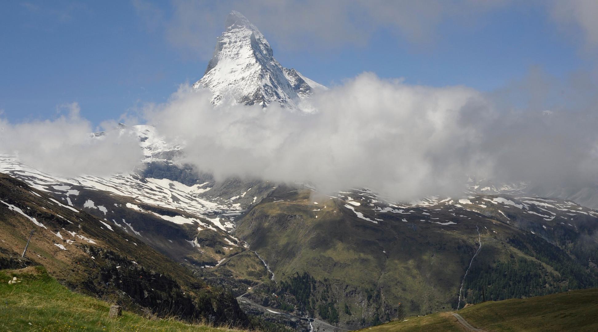 Matterhorn im Blick