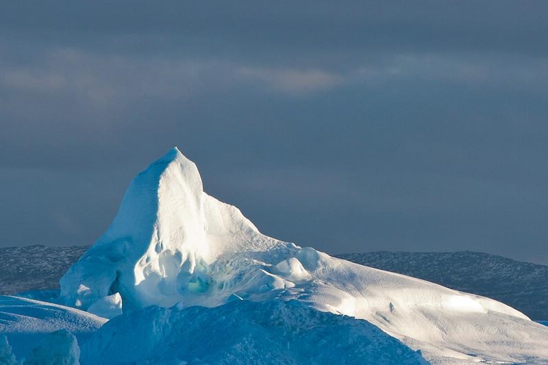 Matterhorn im Eisfjord