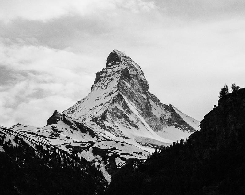 Matterhorn in SW