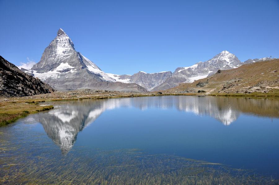 Matterhorn Reflektionen