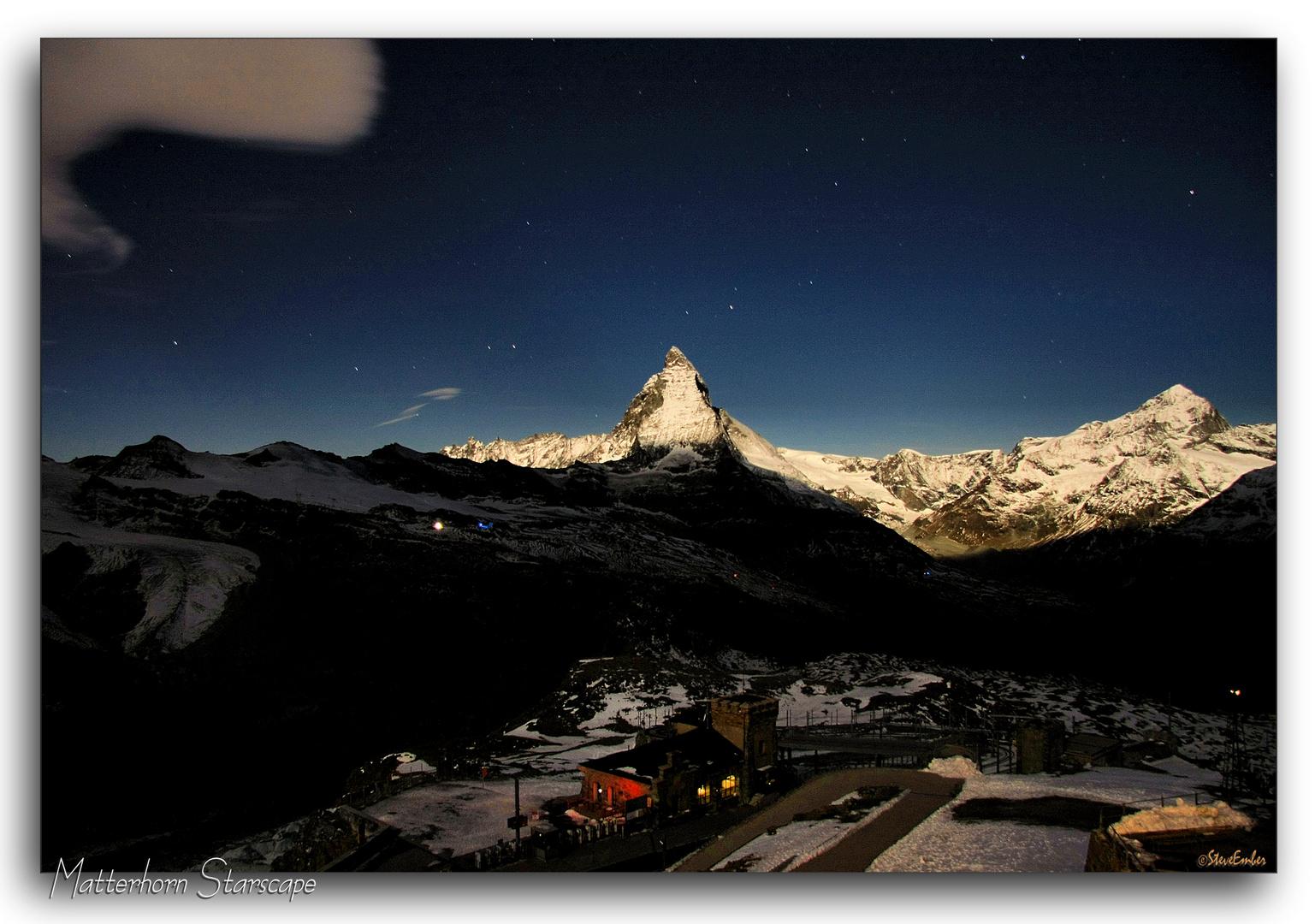 Matterhorn Starscape