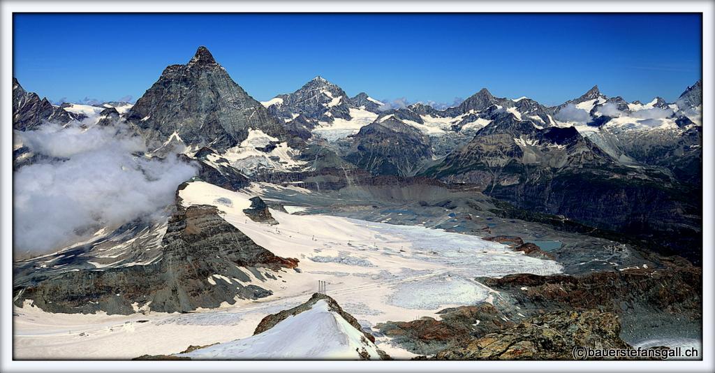 Matterhorn u.Umgebung