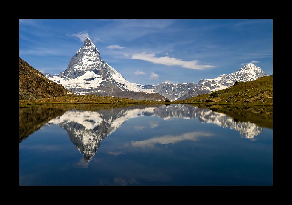 Matterhornbild (klassisch)