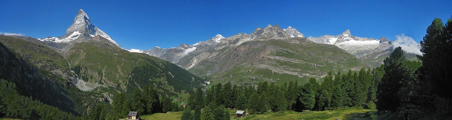 Matterhornblick