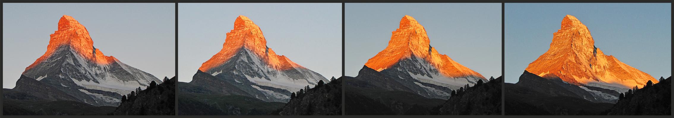Matterhornglühen
