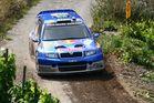 Mattias Ekström / Skoda Fabia WRC