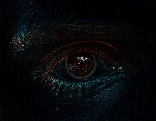 Mattia's eye