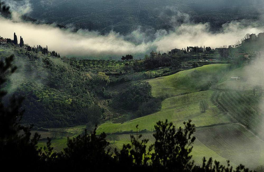 Mattino nella valle Ustica 2