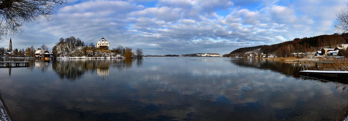 Mattsee Panorama