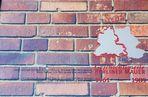 Mauerinschrift