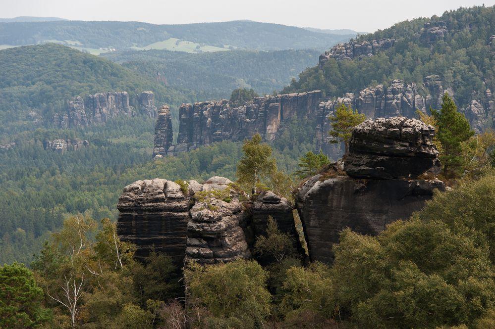Mauern aus Stein