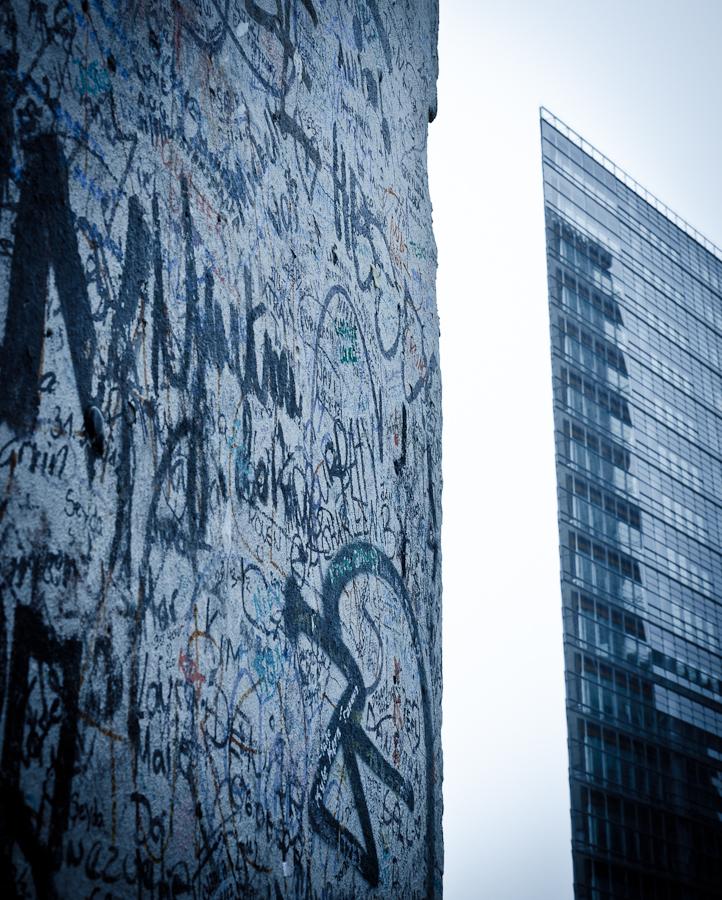 Mauern bleiben Mauern