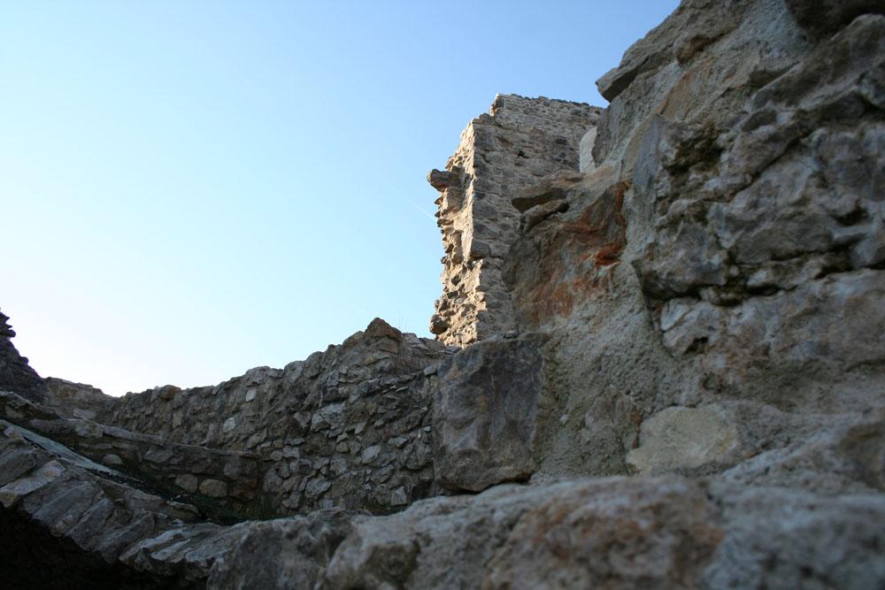 Mauern über Mauern