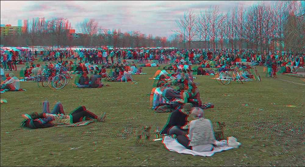 Mauerpark (3D)
