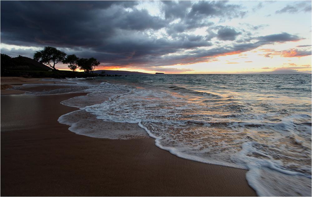 Maui Sunset - Maluaka Beach