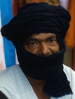 Mauretanien - der Tuchhändler