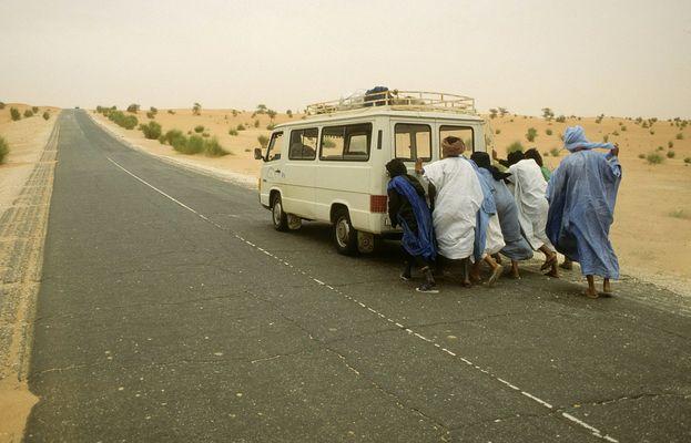 Mauretanien - Straße der Hoffnung