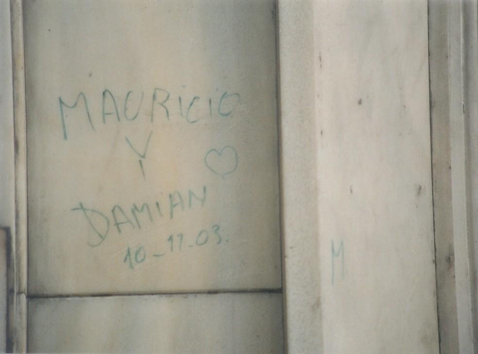 Mauricio y Damian