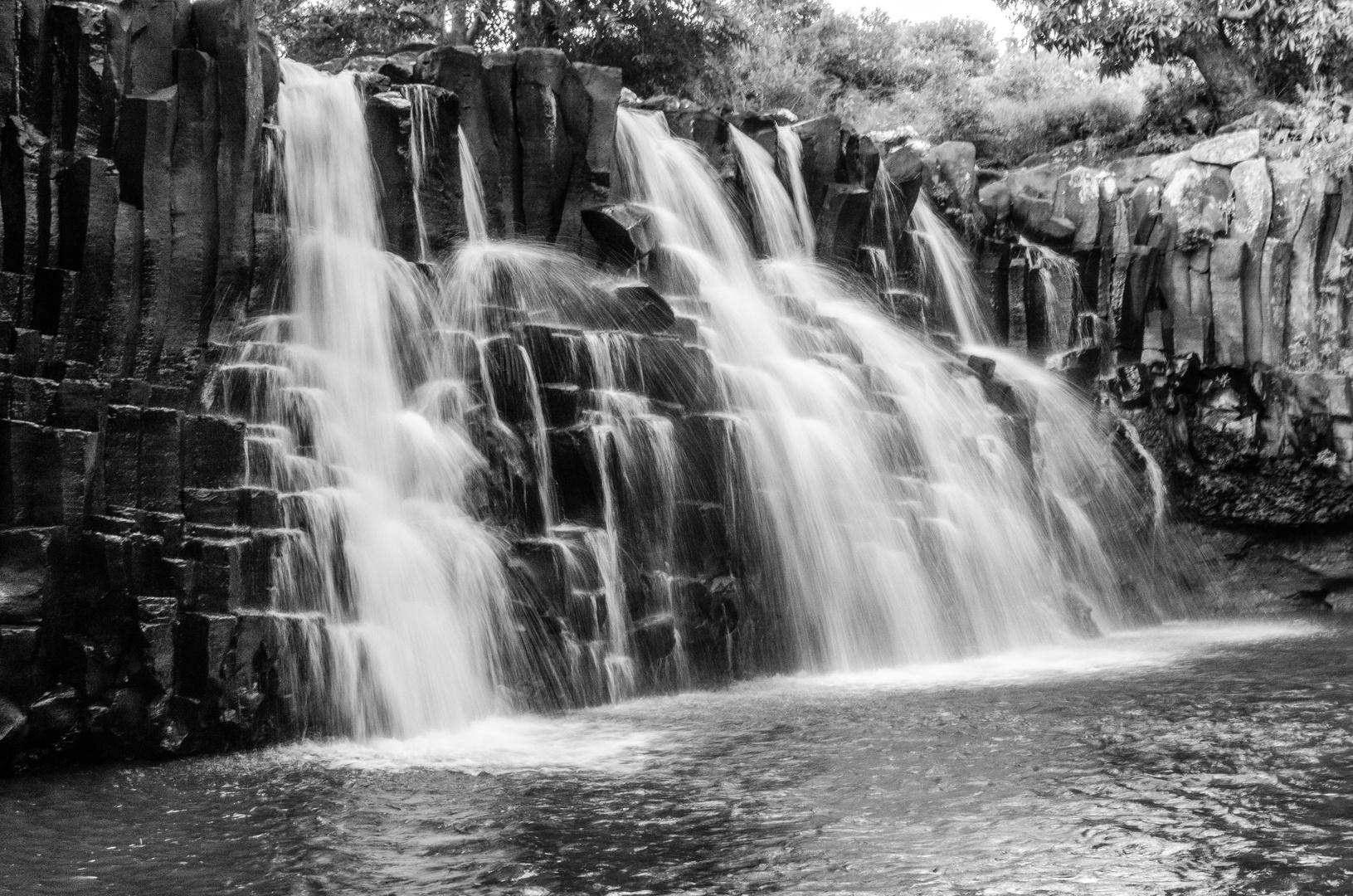 Mauritian Waterfalls