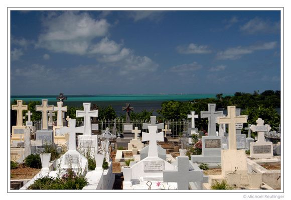 Mauritianischer Friedhof
