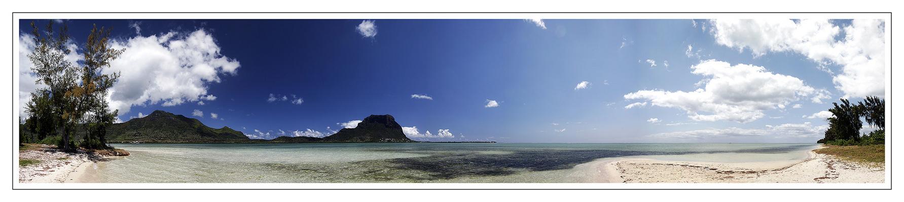 Mauritius III - The Island