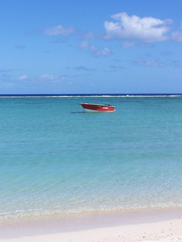 Mauritius, plage de Flic-en-Flac