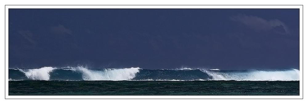 Mauritius VI - The Wave