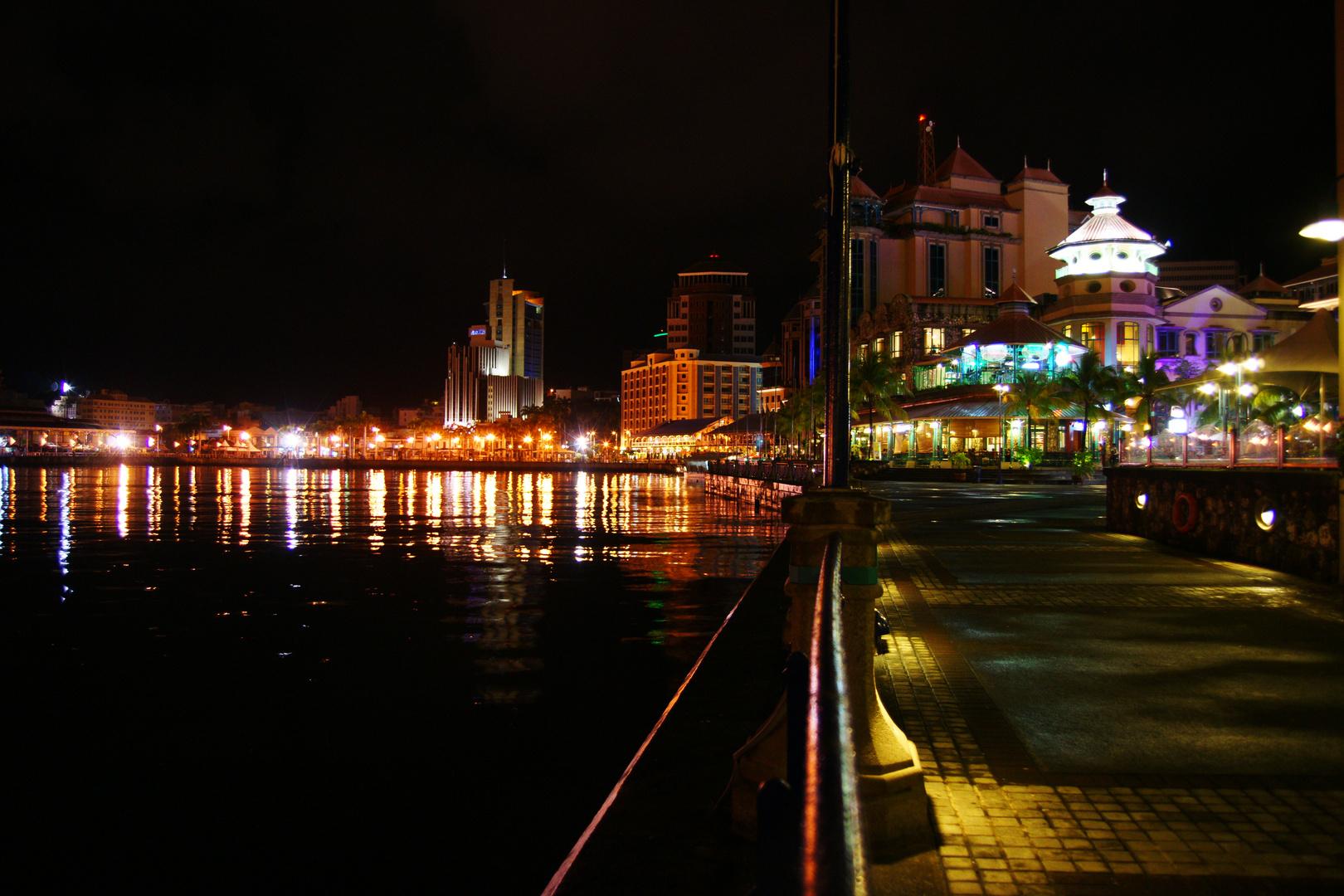 Mauritzius bei Nacht die 5.