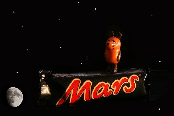 Maus auf dem Mars... :-))
