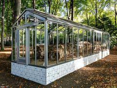 Mausoleum für eine Baumleiche
