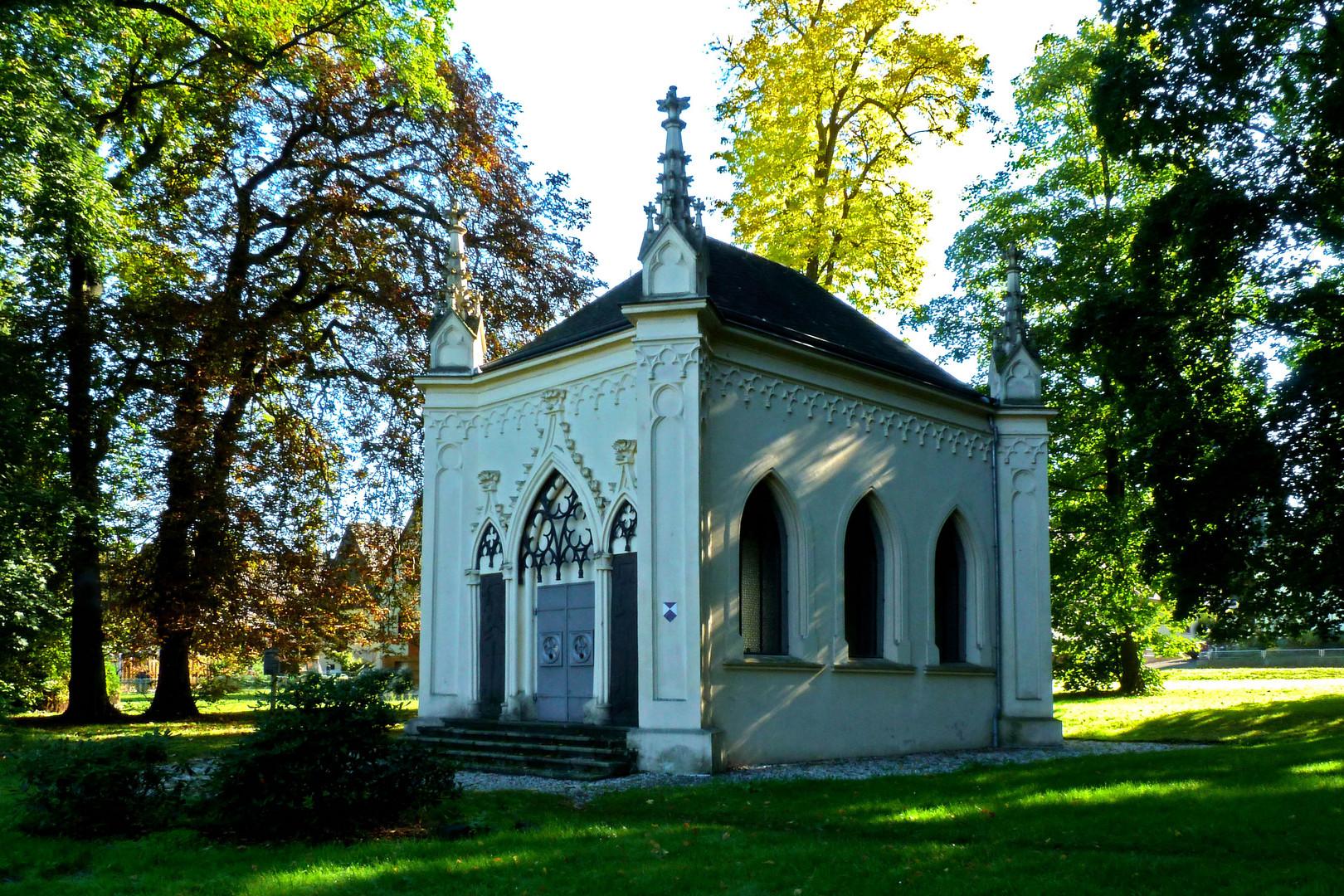 Mausoleum in Dierdorf / Westerwald
