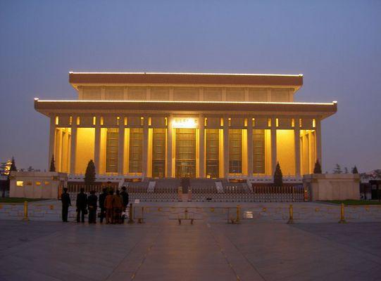 mausoleum in Peking