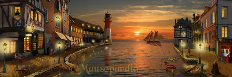 Mausopardia mag es romantisch :)