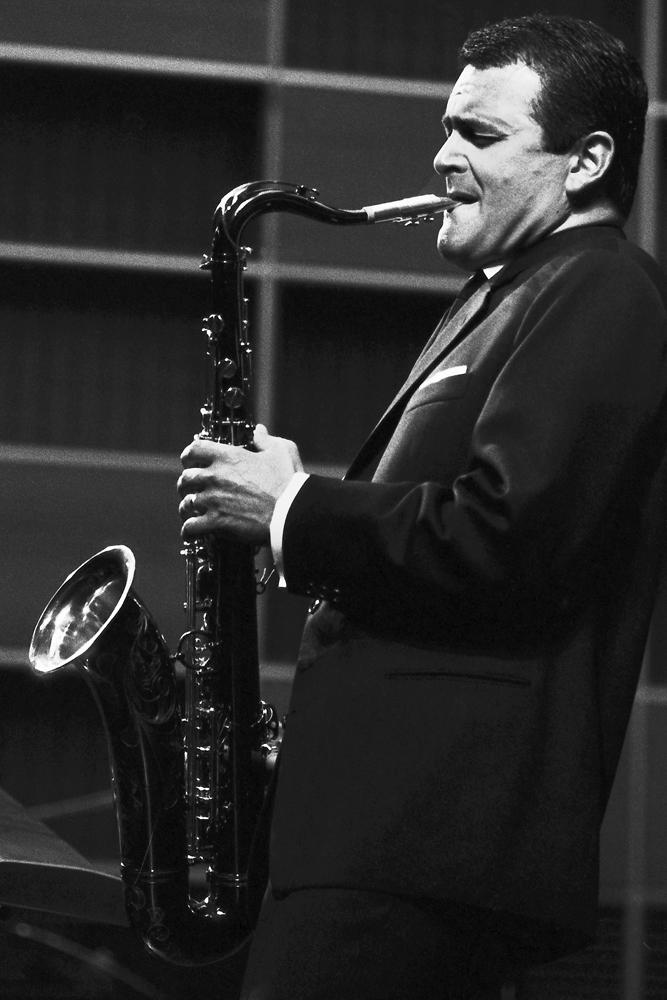 Max Greger im BayrischenRundfunk 1966 - Einladung