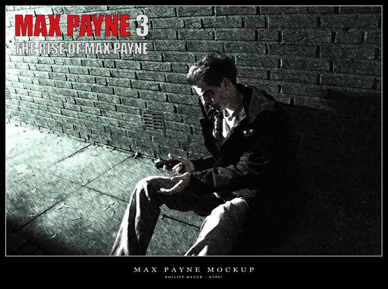 Max Payne 3 Mockup