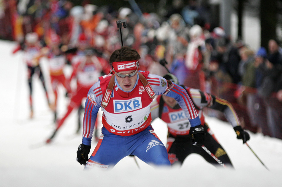 Maxim Tchudov (RUS)